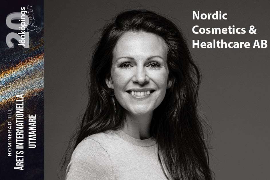Nordic Cosmetics & Nealthcare Nominerad Årets Internationella utmanare 2019